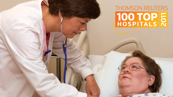 Saint Joseph East and Flaget Memorial Hospital are Among Nation's 100 Best Hospitals